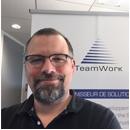 Loïc Volle, Architecte de données - TeamWork